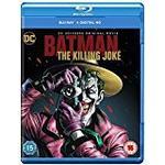 Batman the killing joke Filmer Batman: The Killing Joke [Includes Digital Download] [Blu-ray] [2016] [Region Free]